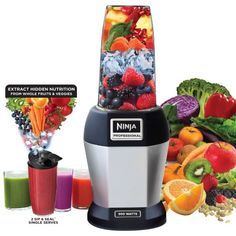 I agree with this review. I had the nutrition bullet first and now I have the nutra ninja and love it so much more!!!       WARNING! Nutri Ninja PRO Blender (BL450) Review of a User