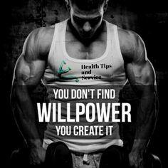 YOU DON'T FIND YOUR WILLPOWER, YOU CREATE IT. #htns29 #healthtipsandservice #tipsoftheday #LifeLesson #fitnessmotivation #healthfacts #exercise #Mindfulness #strongbones #fitness #fitnessmodel #fitnessaddict #fitnessfreak #fitnessjourney #fitnesslife #beautyblog #fitnessgoals #fitnessmodels #fitnesscoach #fitnesswomen #mentalhealthawareness #fitnessbody #fitnessfirst #fitnessphysique #fitnessblogger #fitnessfreaks #fitnessworld #fitnessguru #fitnessforlife #fitnesslover
