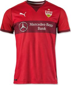 34af4a460 VfB Stuttgart 15-16 Kits Released - Footy Headlines Volleyball Jerseys