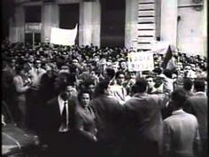A compilation of various clips from the UPI and Warner Pathé newsreels regarding the 1956 Hungarian Revolution. This film was shown by the Oregon Magyar Bará. Archive Video, Central Europe, Budapest Hungary, Eastern Europe, Historian, Historical Photos, Family History, Vintage Photos, Revolution