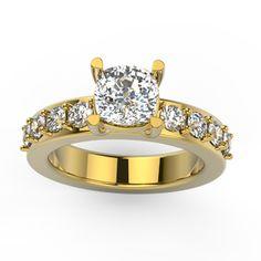 Engagement Elite Series Cheap Engagement Rings, Engagement Sets, Rose Gold Engagement Ring, Vintage Engagement Rings, Black Diamond, Diamond Rings, Gold Rings, Prince Cuts, Wedding Rings Vintage
