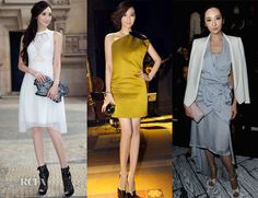 Pace Wu's Fall 2013 Paris Fashion Week.  Another Pride of TAIWAN?!