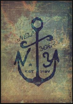New York Anchor by Anchors & Arms
