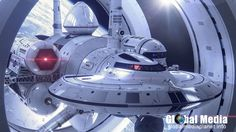 NASA Has Designed a Warp Ship Inspired by 'Star Trek's Enterprise https://youtu.be/HHpj2vUcD-0 NASA's star-ship could reach Alpha Centaur, the closest star system to our sun, in just two weeks!