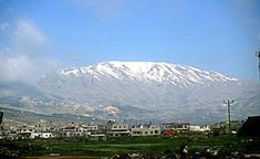 Geography: Mount Hermon is the most Northern Point in Israel. Mount Hermon is highest peak in Israel at 2224 meters. It is the only place in Israel where you can ski all year long.