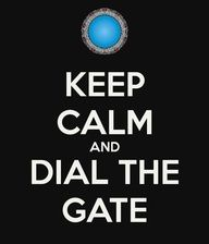 stargate, love it because I never understand how they do when the bad guys are attempting to kill them