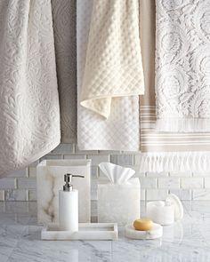 Kassatex Diamant Towels