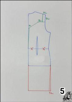 Line Chart, Dressmaking