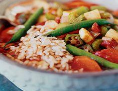 Vegetarian Gumbo #vegetarian