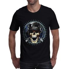 Now available in our store Skull Pilot aviat... save an extra 20% Off use code SALE20. Check it out here! http://everythingskull.com/products/skull-pilot-aviator-print-t-shirt-black-tops-men-t-shirts-tee-tops-cotton?utm_campaign=social_autopilot&utm_source=pin&utm_medium=pin
