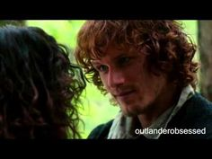 Jamie and Claire - Wasn't expecting that - YouTube