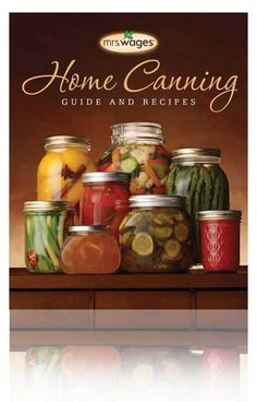 Canning guide /  - -Bookmark  Your Local 14 day Weather FREE > http://www.weathertrends360.com/Dashboard  No Ads or Apps or Hidden Costs