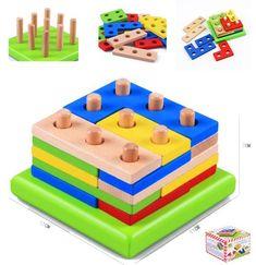 Как выбрать деревянные развивающие игрушки
