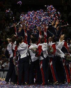 Meet the 2012 U.S. Olympic gymnastics teams