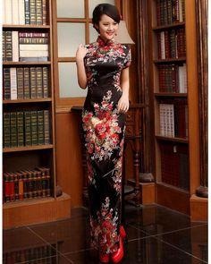 チャイナドレス 髪型何でも良い ニュースタイル 結婚式ドレス、二次会、パーティー、演奏会、披露宴--九六商圏 - 女子力アップ! ナイトワークのためのファッション通販サイト