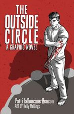 Graphic novel.  Troubled young aboriginal boy.  Read the review at Quill and Quire: http://www.quillandquire.com/authors/2015/04/28/graphic-novel-the-outside-circle-aims-to-become-a-tool-for-aboriginal-healing/  Read about all the books at the Forest of Reading website: https://www.accessola.org/web/OLAWEB/Forest_of_Reading/Awards_Nominees/White_Pine_Fiction_Nominees.aspx