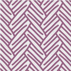 fabric by the yard fabric in lined chevron mulberry reverse designed by sarah and