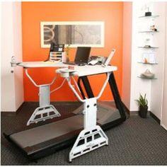 Treadmill Desk Adjustable Height Computer Workstation