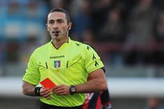 Serie B Brescia-Frosinone: sarà Aleandro Di Paolo larbitro del match