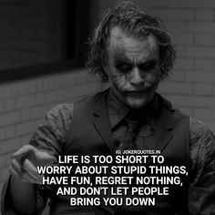 750+ Joker Quotes, Joker Quotes Wallpaper Page-6 - Brain Hack Quotes Joker Qoutes, Best Joker Quotes, Joker Quotes Wallpaper, Heath Ledger Joker Quotes, Brain Tricks, Japanese Words, Arabic Words, Friendship Quotes, Bts Memes