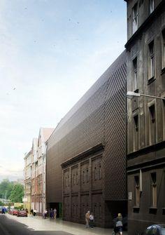 FLEXBRICK. Katowice university (Poland) by BAAS.