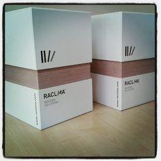Las cajas de muestras de Raclima