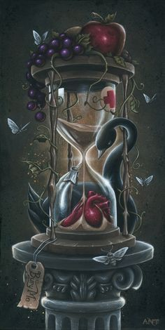 Time Buries All Wounds by Anthony Clarkson