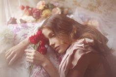 ❀ Flower Maiden Fantasy ❀ beautiful art fashion photography of women and flowers - Juliette | Vivienne Mok |  Magpie Darling 28