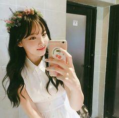 """Twice ナヨン、清純さ際立つ近況写真を公開""""どうしてそんなに綺麗なの?"""" - PICK UP - 韓流・韓国芸能ニュースはKstyle"""
