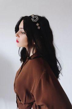 20191010_105810 Baroque, Hair Accessories, Velvet, Hair Accessory