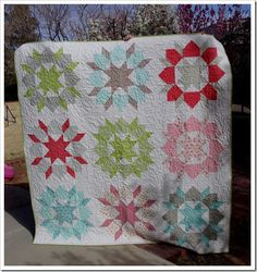 I want to make this one!  The Swoon quilt