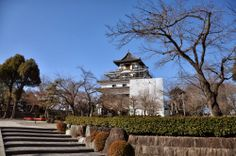 Yolun Neresindeyim?: İnuyama Kalesi Yeniden  inuyama castle