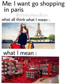 miraculous, paris, shopping, store ladybug - image #4577203 by ...