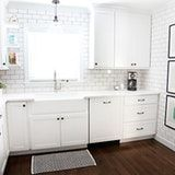 When Ashley and Greg purchased their home they knew that a kitchen remodel was in their future