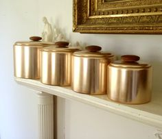 Canisters Kitchen Daisy Decor 88 Best Canister Sets Images Gadgets Accessories Vintage Set Items