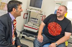 A Leeds man has become the first in the city to be fitted with a new type of implanted hearing aid (the Cochlear Attract) which includes a magnet placed under the patient's skin, greatly improving its usability and cosmetic appearance.  Previously patients with this type of hearing device have had to have it secured in place via a connection through the skin known as an abutment.  The new magnetic type of attachment avoids the complications of having a direct and visible connection through…