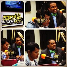 #TMAClient: @BrandonFrame of @TheBlackManCan makes radio appearance in Atlanta on 94.5 Streetz promoting TheBlackManCan Institute Atlanta. November 8, 2013 #tma #tmorrisonpr #tmorrisonagency