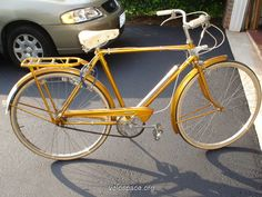 1971 Gold Edition Raleigh Sport