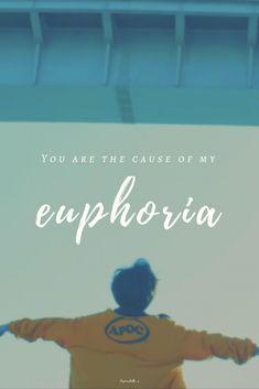 #bts #euphoria #wallpaper #lyrics #kpop #loveyourself #jungkook