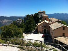 Santuario della Mentorella -  The secret Sanctuary of #Pope #Wojtyla