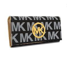 MK Designer Wallet HandBag