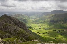 Langdale Pikes, Cumbria | 21 Spectacular Film Locations You Won't Believe Are In The UK