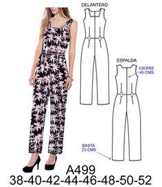 Baby Clothes Patterns, Dress Sewing Patterns, Clothing Patterns, Casual Dresses, Fashion Dresses, Elegant Dresses, Como Fazer Short, Design Your Own Clothes, Jumpsuit Pattern