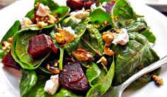 look at #beets the same way once you try this #Smoked #Beet #Salad ...
