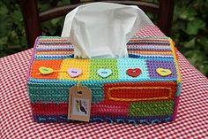 Tissue box cover 2