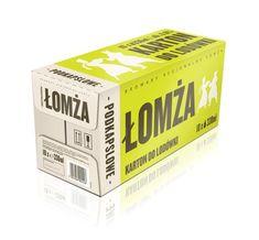Łomża Podkapslowe beer packaging, designed by Touch Ideas.