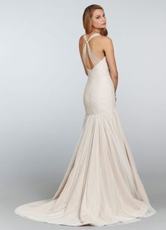 Bridal Gowns, Wedding Dresses by Jim Hjelm Blush - Style 1300