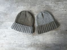 Mens Knit Hat Mens Hat Man Beanie Fisherman Beanie от woolpleasure