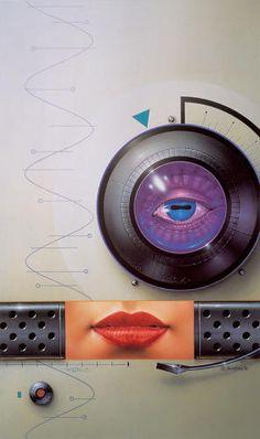 ~The Artwork Of Legendary Sci-Fi Magazine Omni...