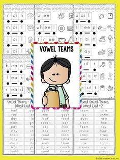 No Prep Reading Intervention Binder ELA Edition 2: Packed with phonics and fluency activities, ideas, resources, printables, and word lists for small groups, RTI, one on one intervention and instruction, and literacy groups. Great for teachers, volunteers, and intervention specialists. Tons of reading intervention ideas and strategies by Miss DeCarbo!